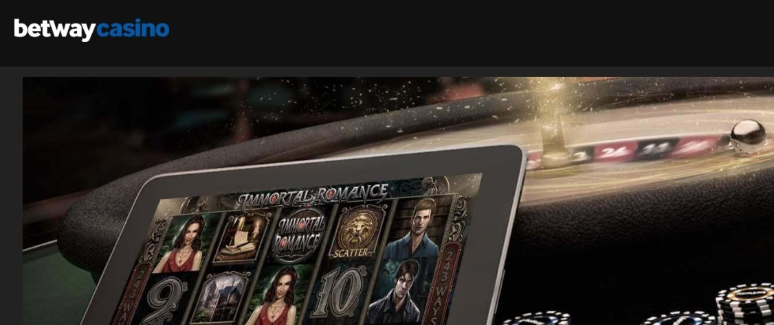 Mobile Casino App Betway Casino