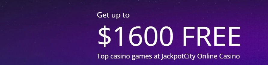 Welcome Bonus Jackpot City Casino