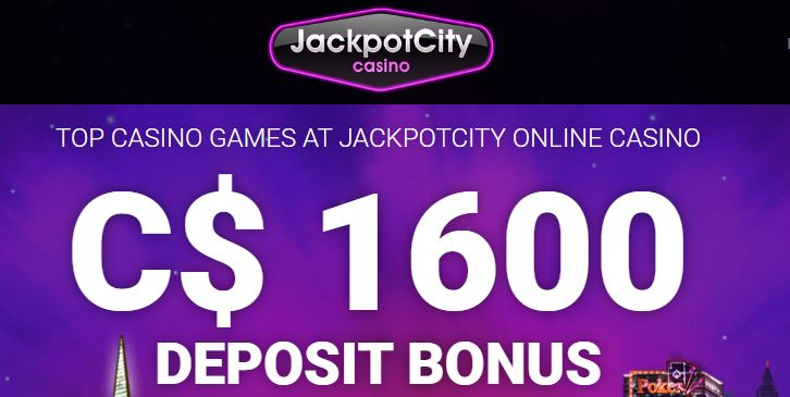 How to claim the JackpotCity Casino Bonus